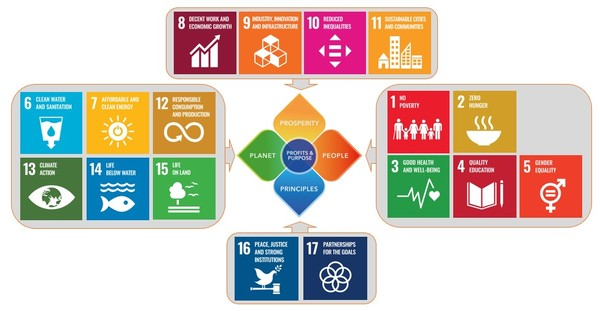 SDG - UN Sustainable Development Goals